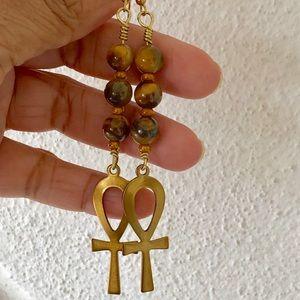 Jewelry - Ankh Earrings